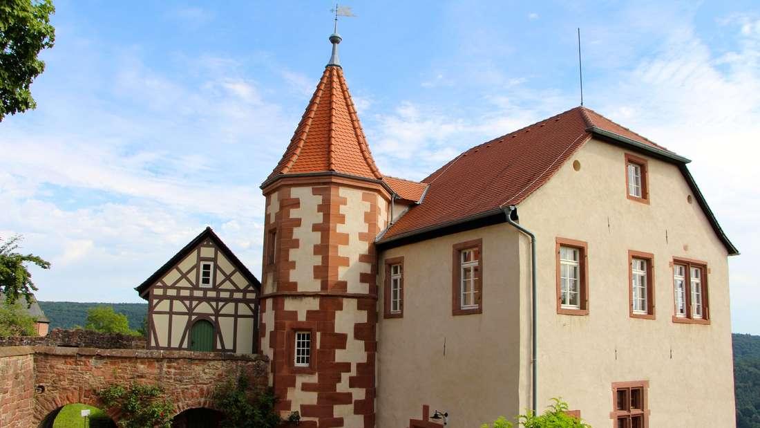 Das Kommandantenhaus diente von 1894 bis 1982 als Schulgebäude.