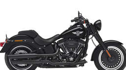 Harley-Davidson Softail Slim S und Fat Boy S