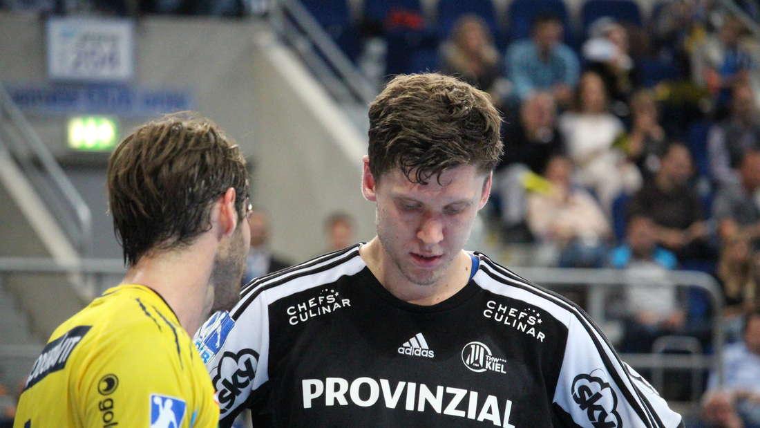 Die Rhein-Neckar Löwen schlagen den THW Kiel in der SAP Arena mit 24:20.