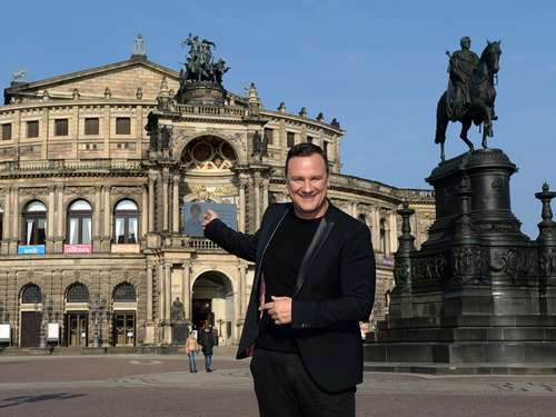 Guido Maria Kretschmer moderiert Semperopernball 2016