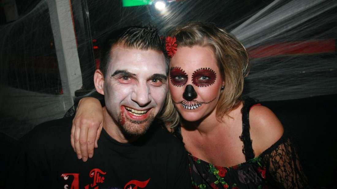 Die gruselig-geile Halloween-Party mit tollen Kostümen im MS Connexion.