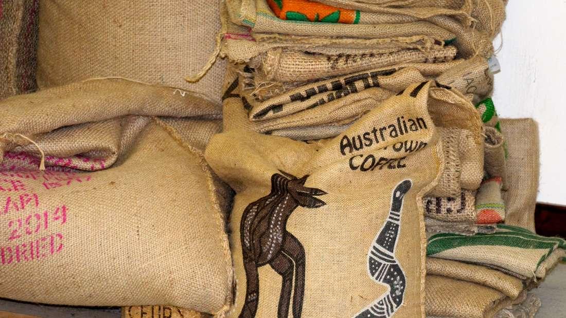 Hinter den Kulissen der Kaffeerösterei Helder und Leeuwen