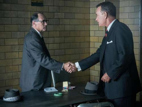 "Mit Tom Hanks: ""Bridge of Spies"" von Steven Spielberg"