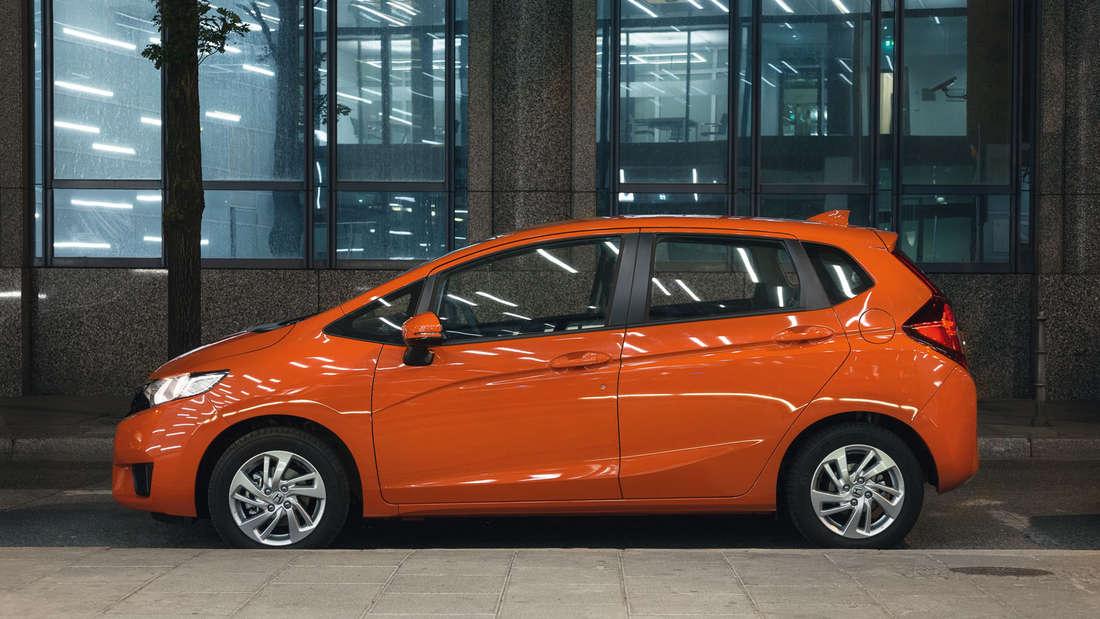 Honda Jazz - Euro NCAP Crashtest stellt die sichersten Autos vor.