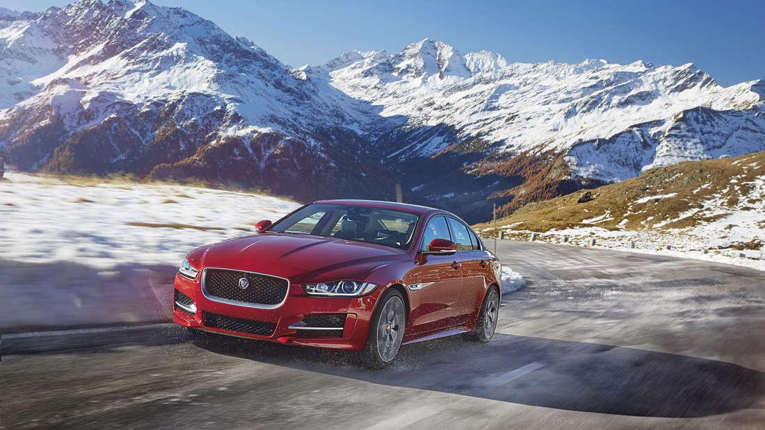 Jaguar XE 20d AWD.- Euro NCAP Crashtest stellt die sichersten Autos vor.