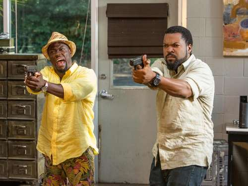 """Ride Along: Next Level Miami"" - Action-Komödie mit Ice Cube"