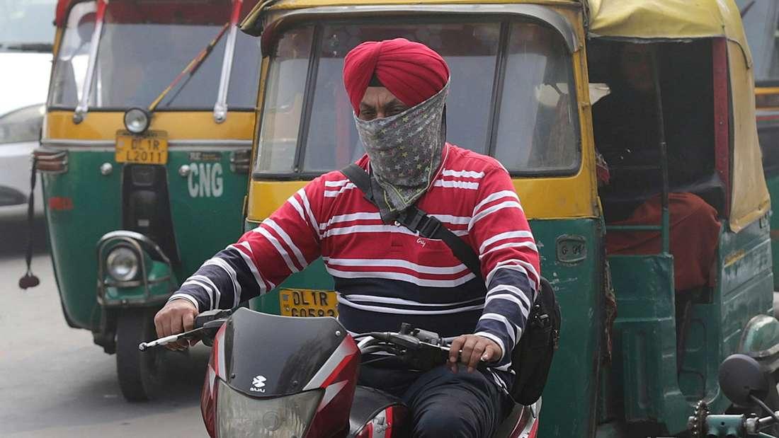 Die Religion der Sikh gebietet es den Männern, stets einen Turban (Dastar) zu tragen.