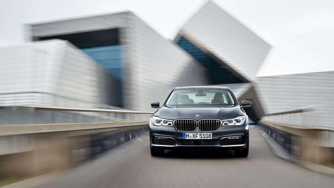 BMW 7er 2015 der BMW 730d