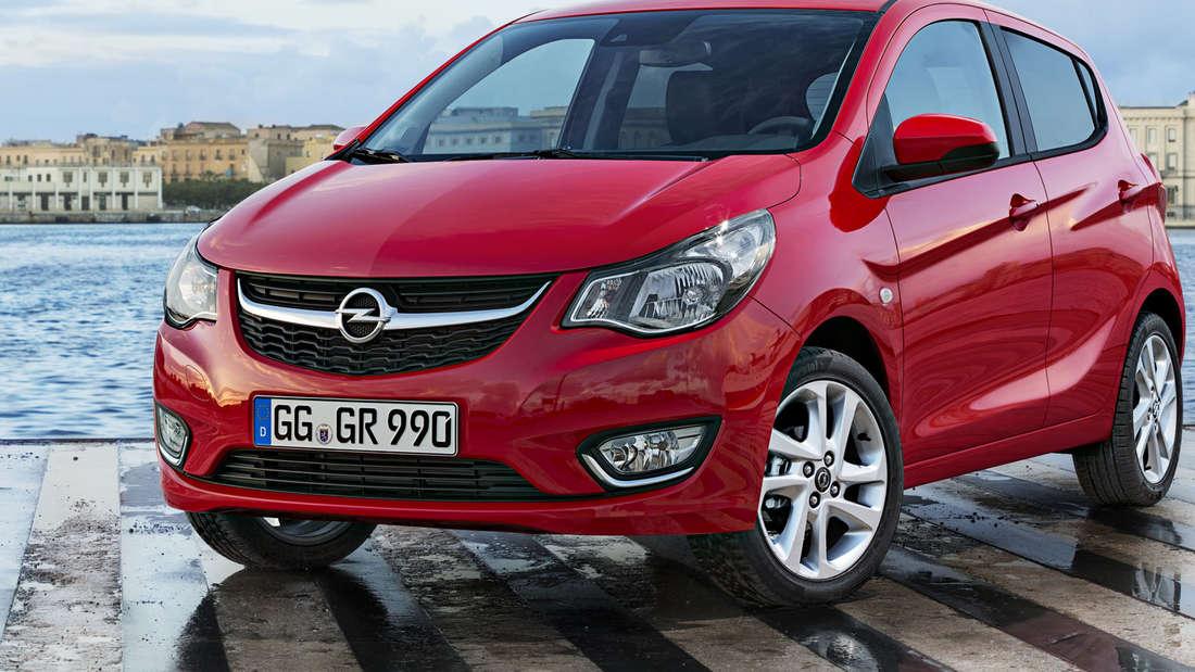 Der neue Opel Karl kommt im Sommer 2015. Kleinwagen unter 10.000 Euro.