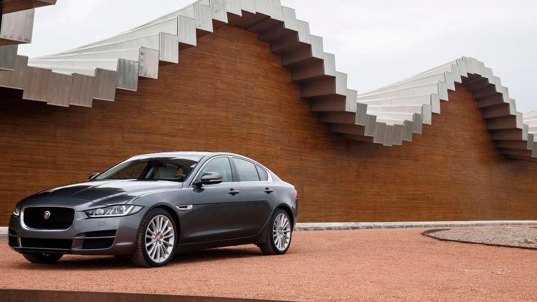 Jaguar XE Modell 2015
