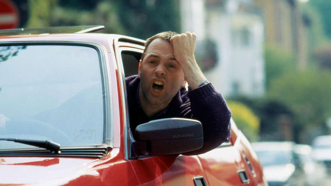 Mensch, ärgere Dich nicht: Gefühle sind im Straßenverkehr fehl am Platz.
