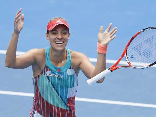 Kerber besiegt in Melbourne Asarenka-Fluch