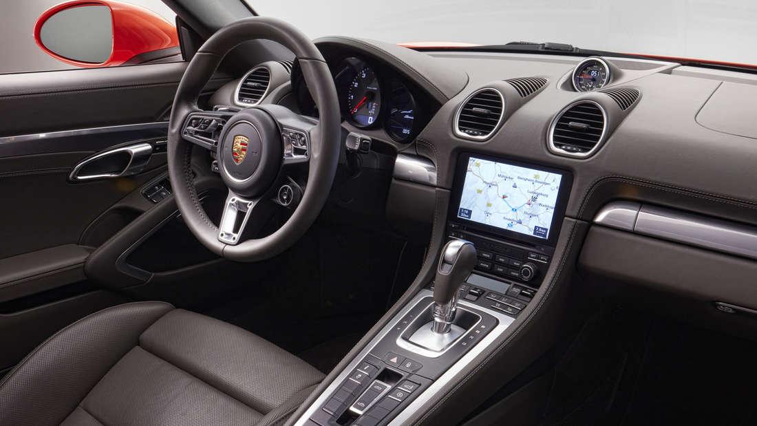 Porsche 718 Boxster S.