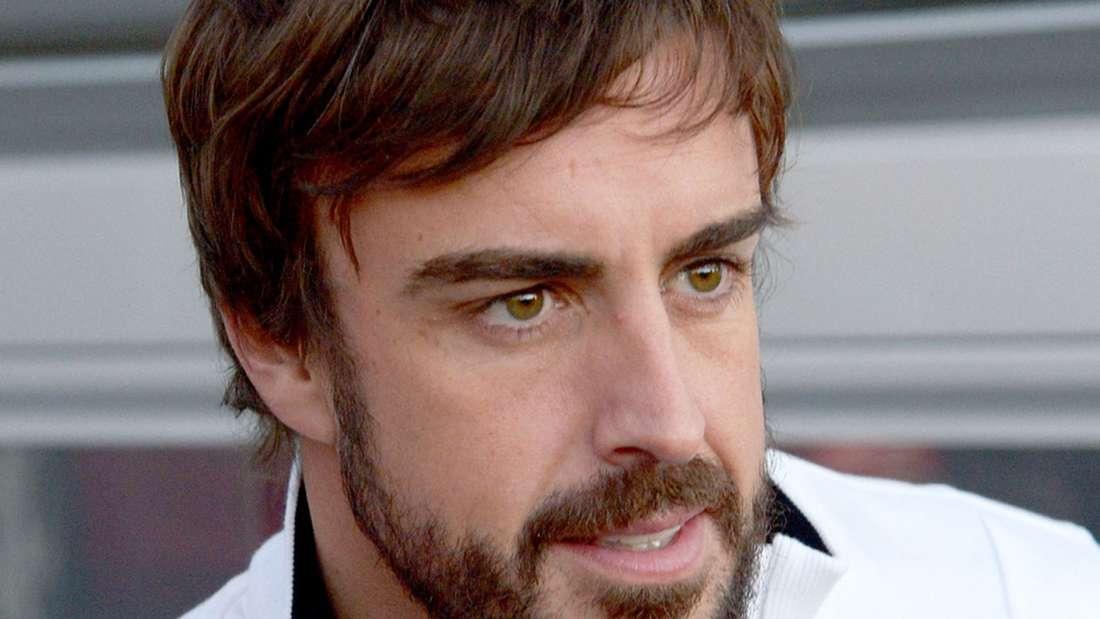 Fernando Alonso, McLaren, Formel 1, dpa_01