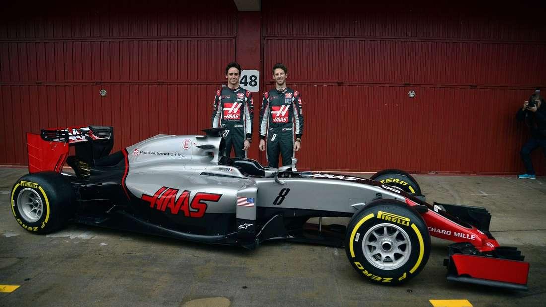 Haas, Formel 1, afp