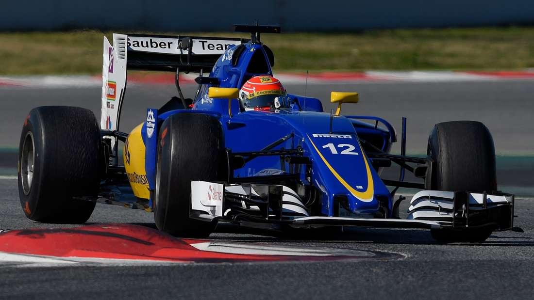 Sauber F1, Formel 1, afp