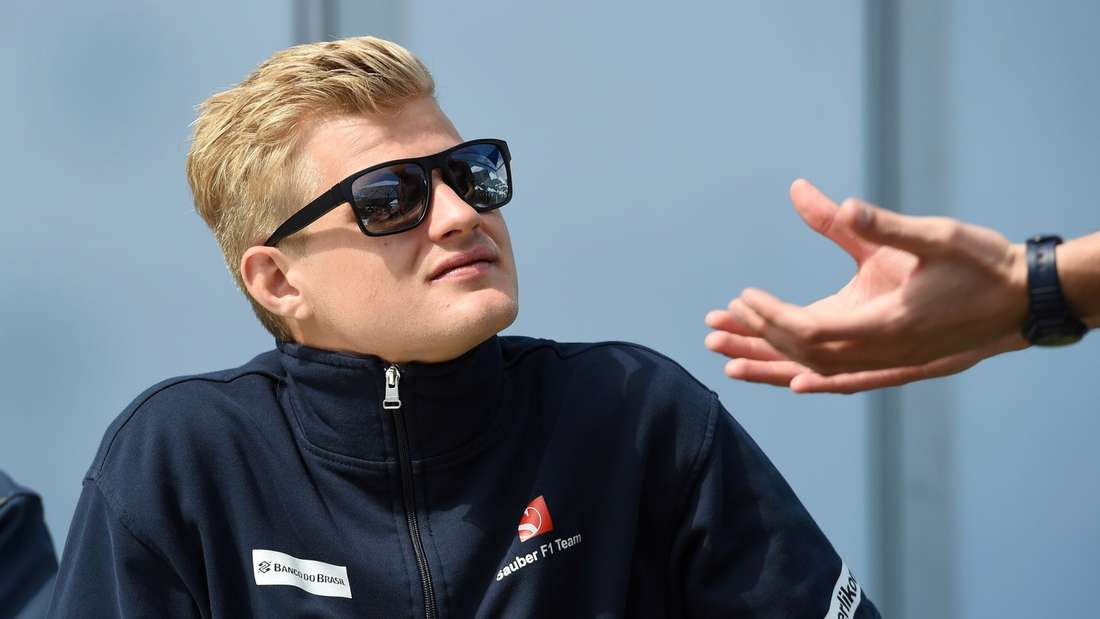 Marcus Ericsson, Sauber F1, Formel 1, afp