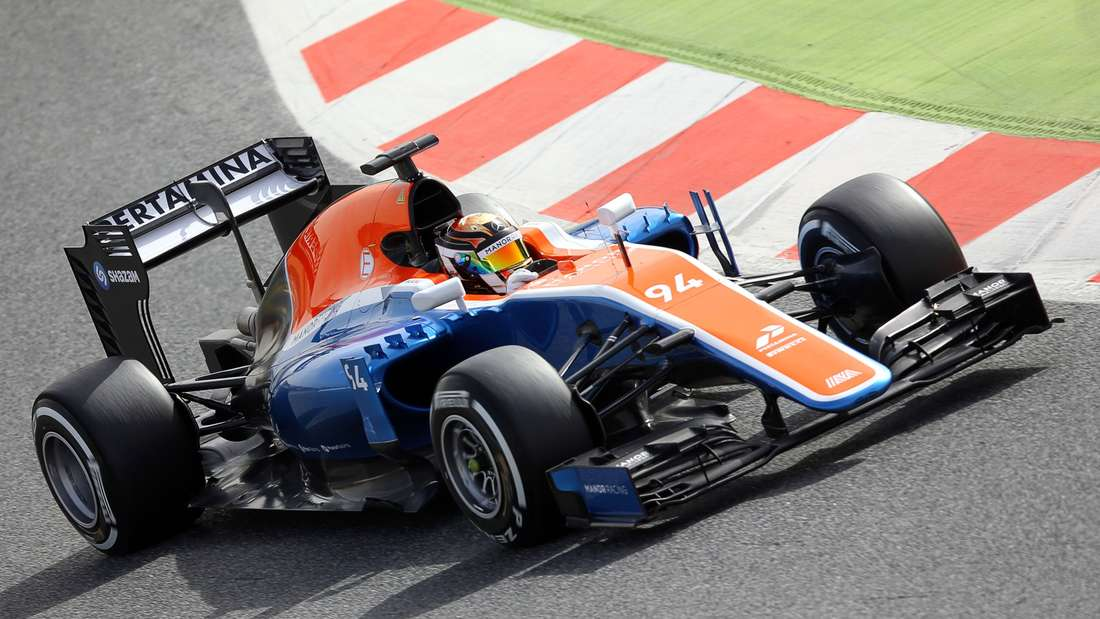 Manor F1, Formel 1, dpa