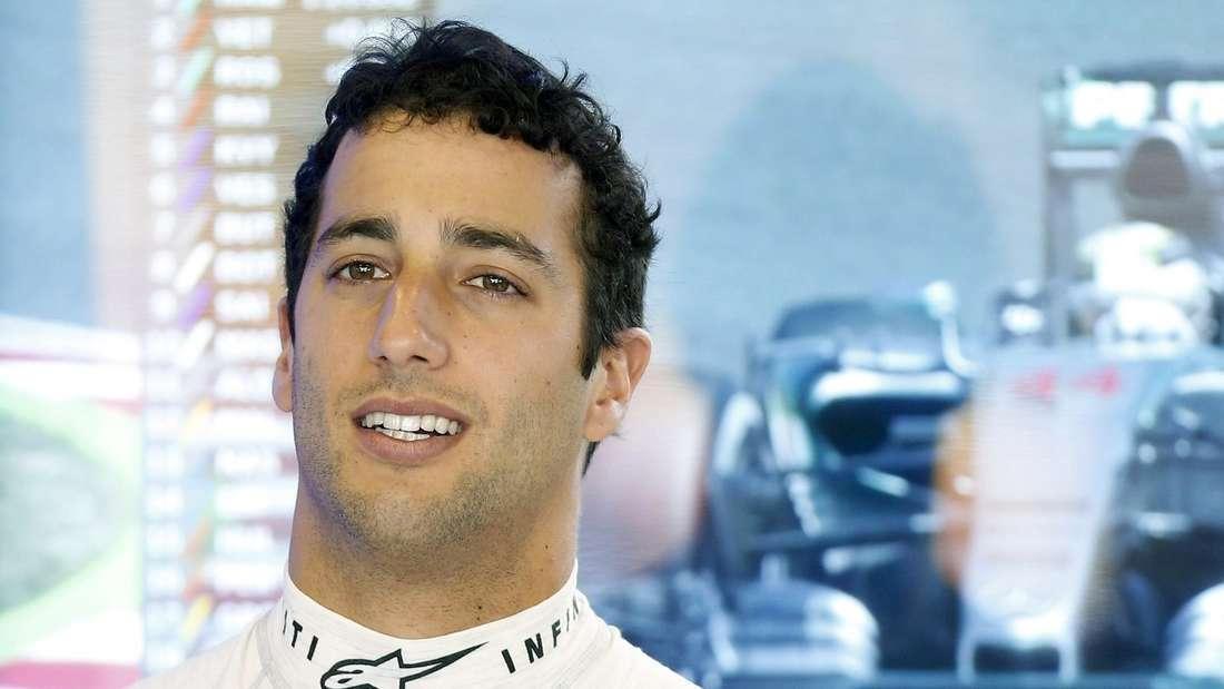 Daniel Ricciardo, Red Bull Racing, Formel 1, dpa