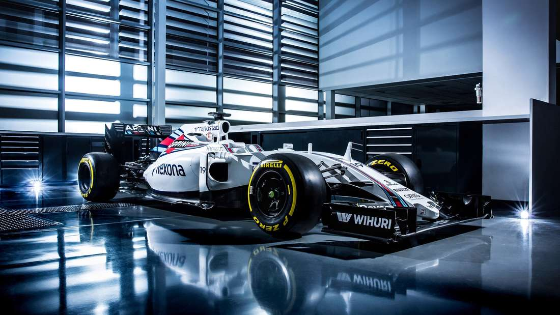 Williams, Formel 1, dpa