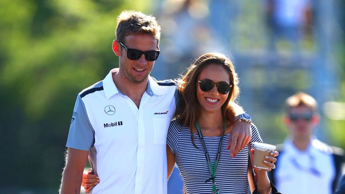 Jenson Button, McLaren, Formel 1, dpa_01