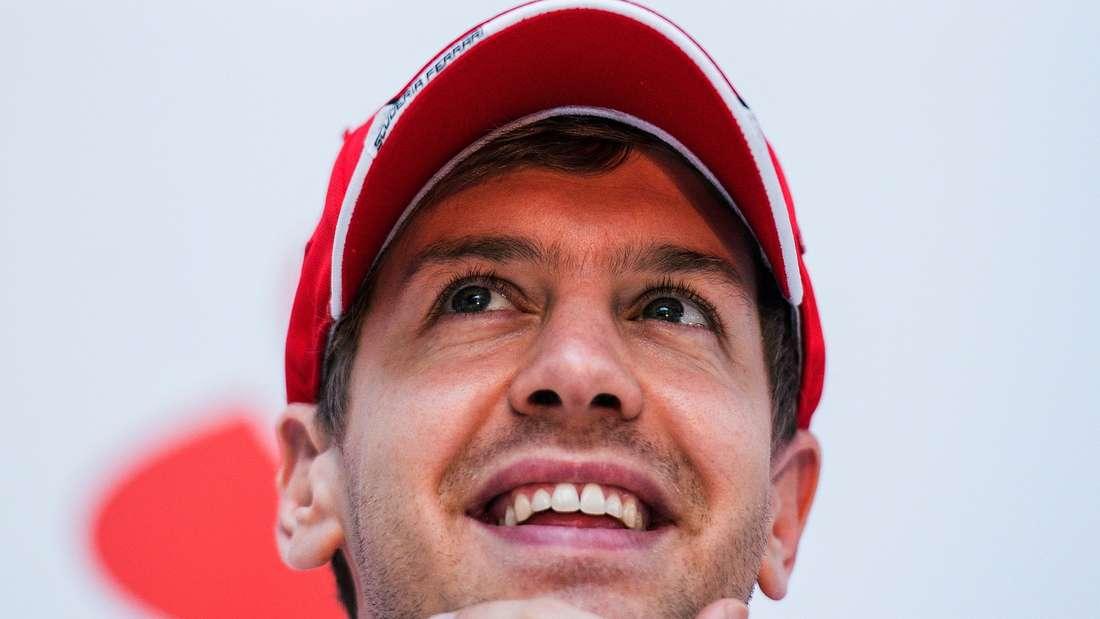 Sebastian Vettel war 2015 erster Verfolger der Silberpfeile und will auch 2016 richtig angreifen.