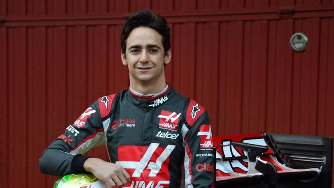 Esteban Gutierrez, Haas F1, Formel 1, afp