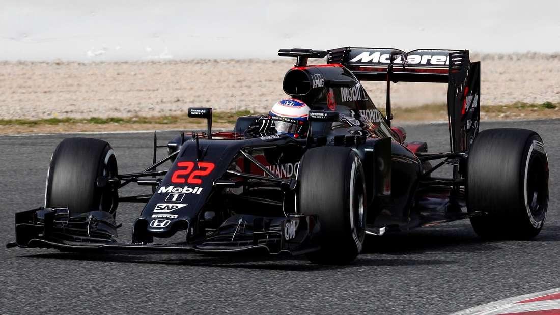 McLaren Honda, Formel 1, afp