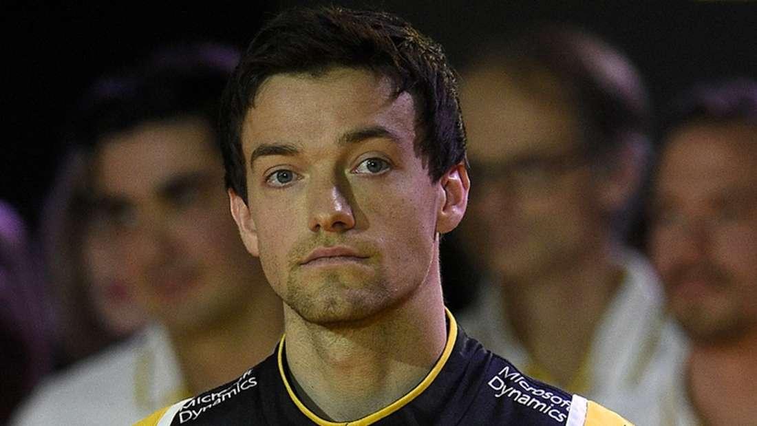 Jolyon Palmer, Renault, Formel 1, afp