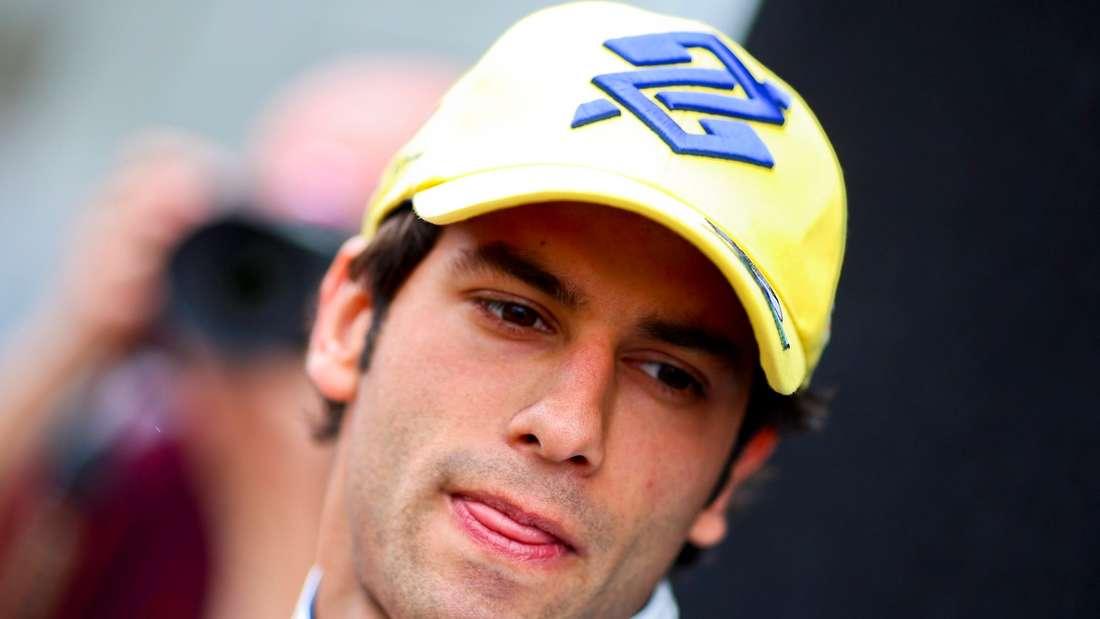 Felipe Nasr, Sauber F1, Formel 1, dpa