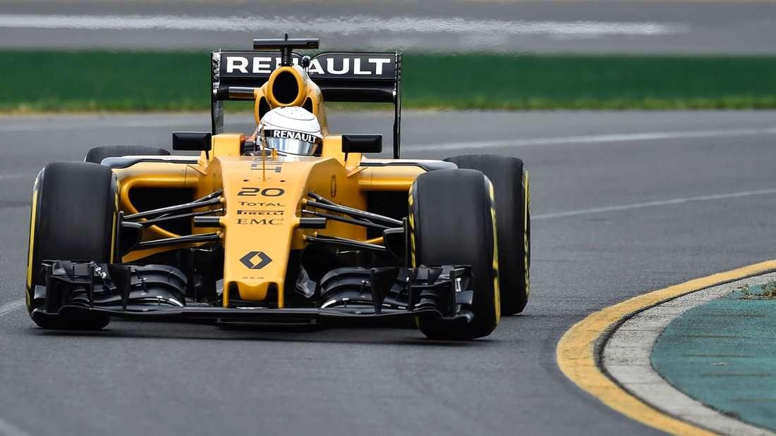 Renault, Formel 1, afp
