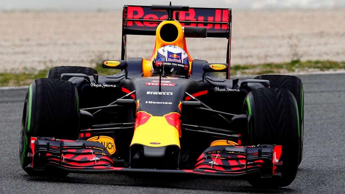 Red Bull Racing, Formel 1, afp