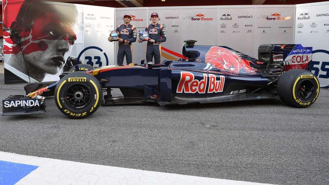 Toro Rosso, Formel 1, afp