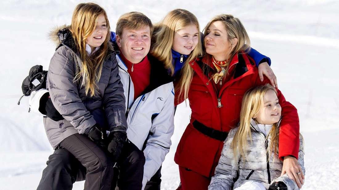 König Willem-Alexander, Königin Maxima, Royals