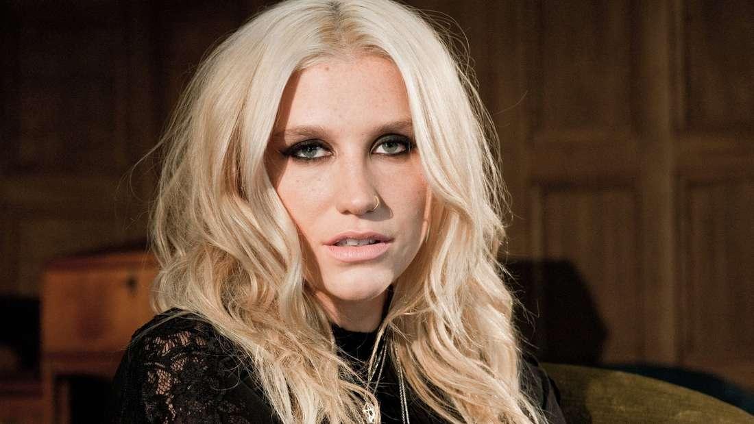 Kesha freut sich über die prominente Unterstützung.