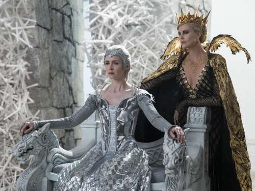 "Märchenabenteuer: ""The Huntsman & The Ice Queen"""