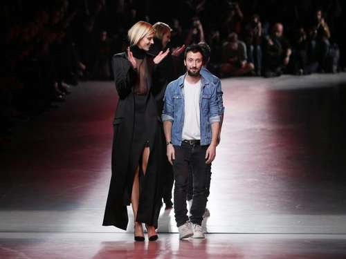 Anthony Vaccarello wird Chefdesigner bei Yves Saint Laurent