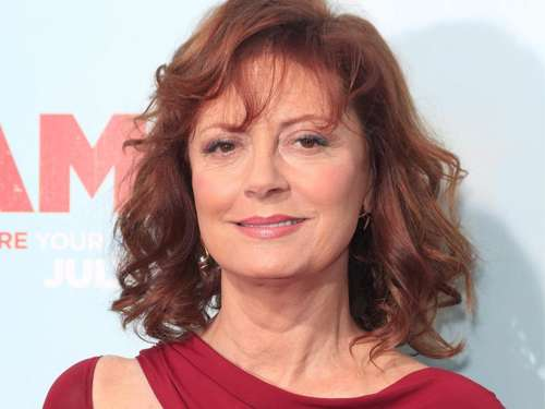 "Susan Sarandon ohne Make-up im ""People""-Magazin"
