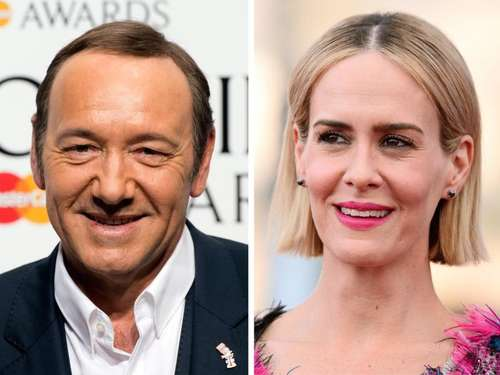 "Verstärkung für Kevin Spacey in ""Rebel In The Rye"""