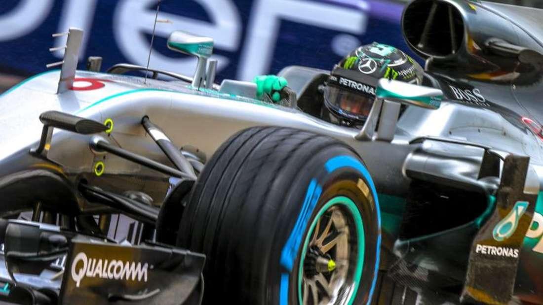 Nico Rosberg will seinen ersten Sieg in Kanada. Foto: Srdjan Suki