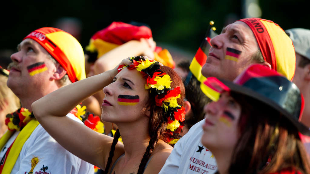 World Cup 2014 - Fanmeile Berlin