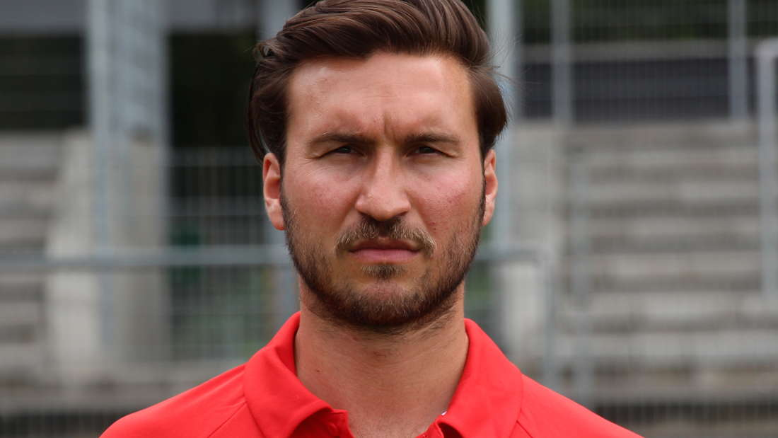 Teammanager Dennis Jantos