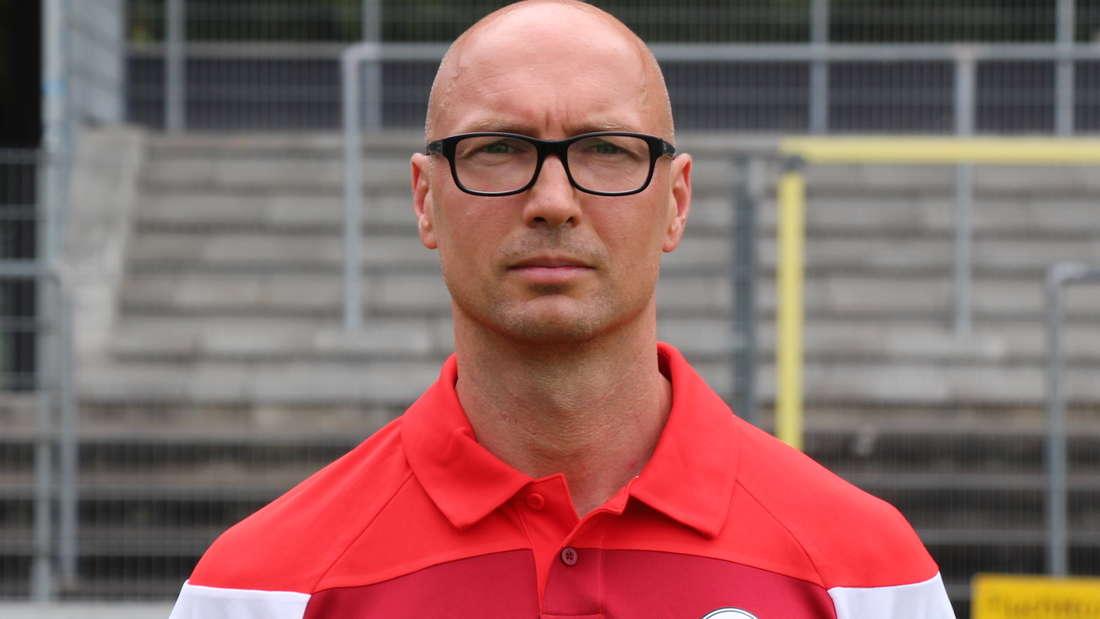 Athletik-Trainer Dirk Stelly