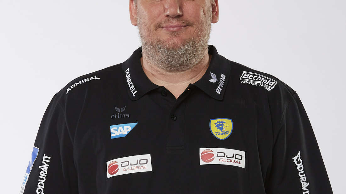 Cheftrainer Nikolaj Jacobsen