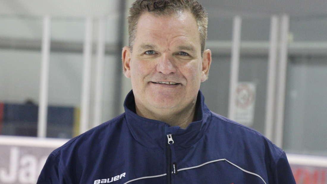 Headcoach Sean Simpson