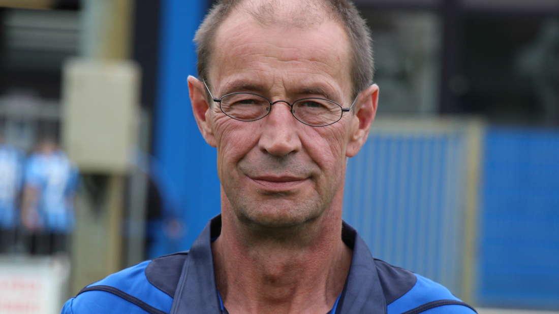 Mannschaftsbetreuer Hartmut Midlinski
