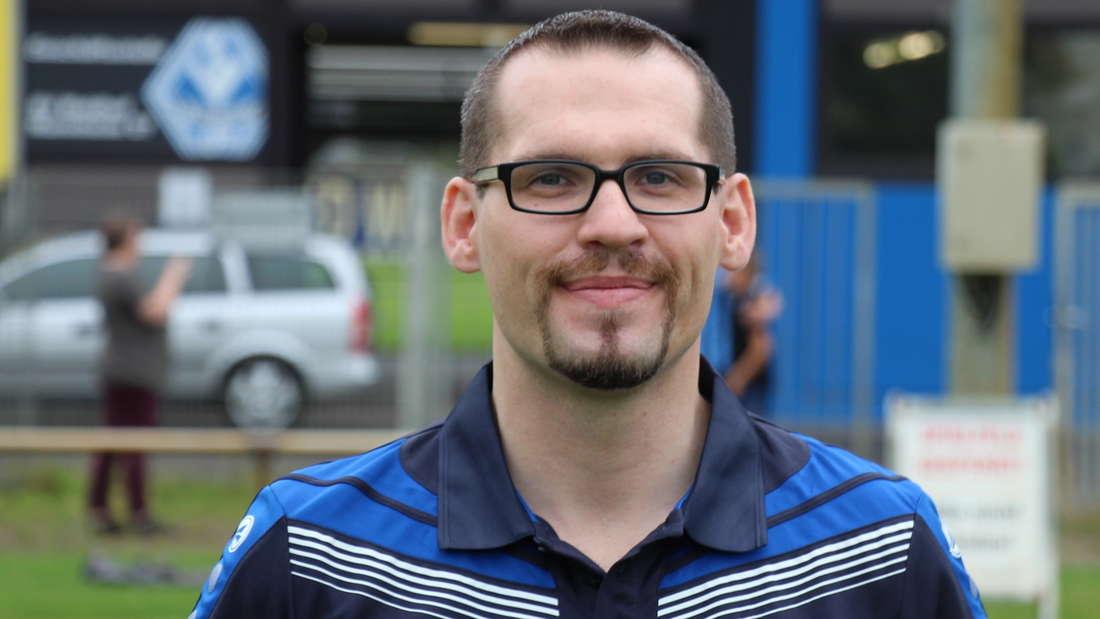 Spielleiter Alexander Beyer