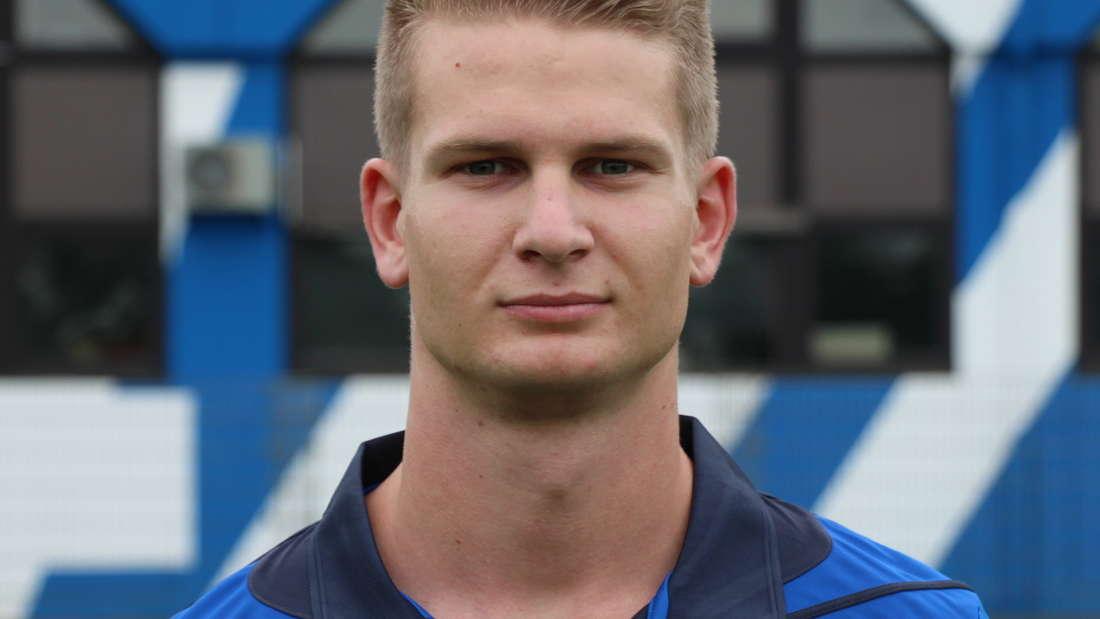 Athletik-Trainer Dominique Böhnisch