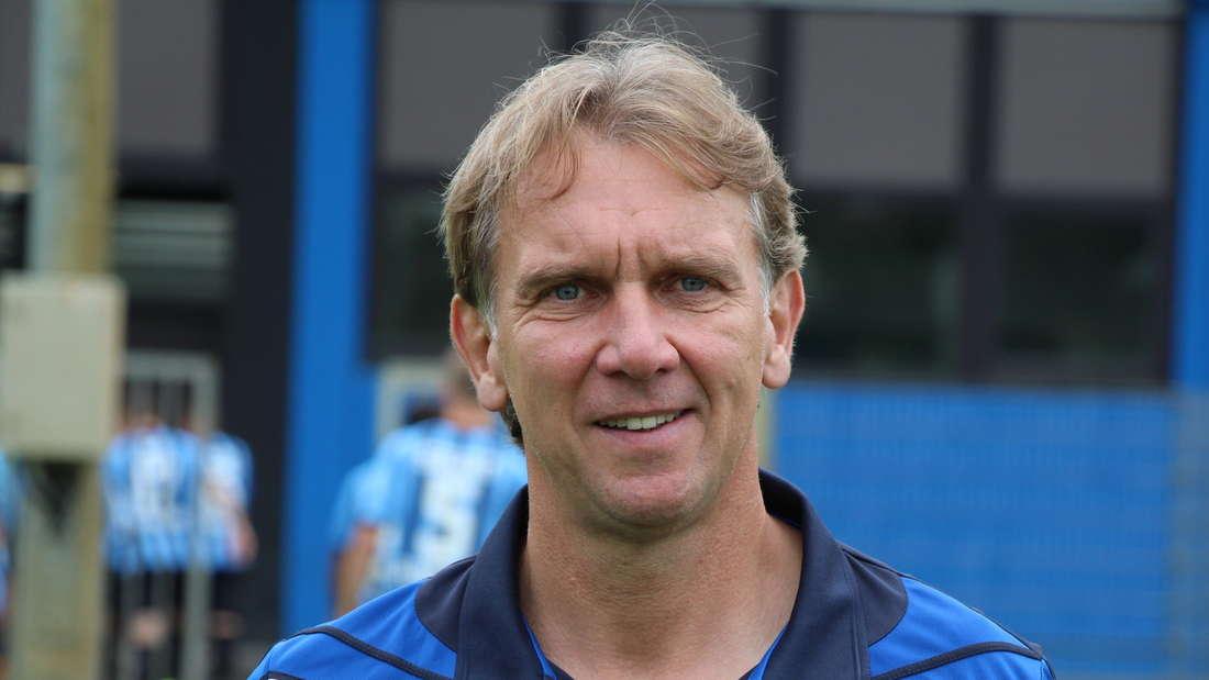 Cheftrainer Gerd Dais