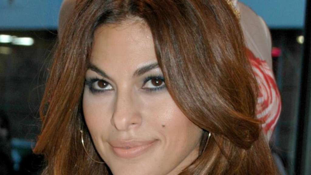 Eva Mendes 2013 in New York. Foto: Lisa Hagen